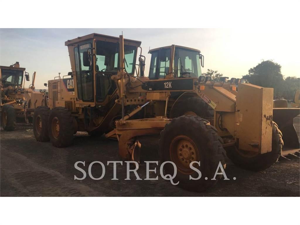 Caterpillar 12K, bergbau-motorgrader, Bau-Und Bergbauausrüstung