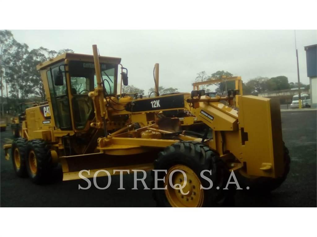 Caterpillar 12K, niveleuses pour mines, Équipement De Construction