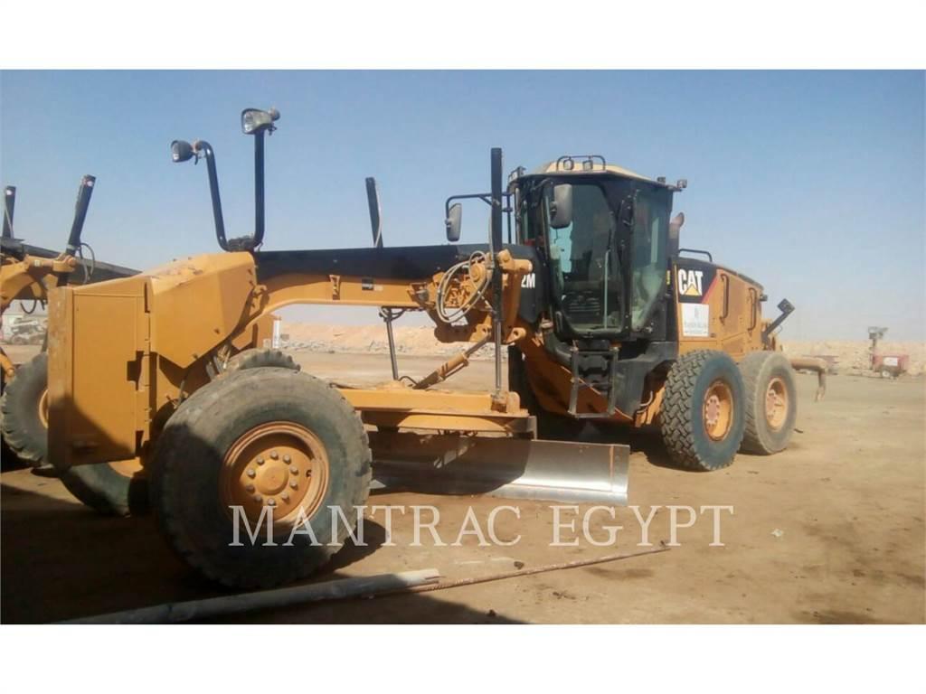 Caterpillar 12M, niveleuses pour mines, Équipement De Construction
