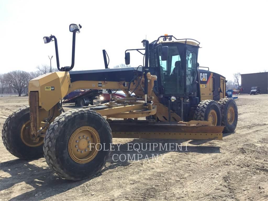 Caterpillar 12M, motorgrader da miniera, Attrezzature Da Costruzione