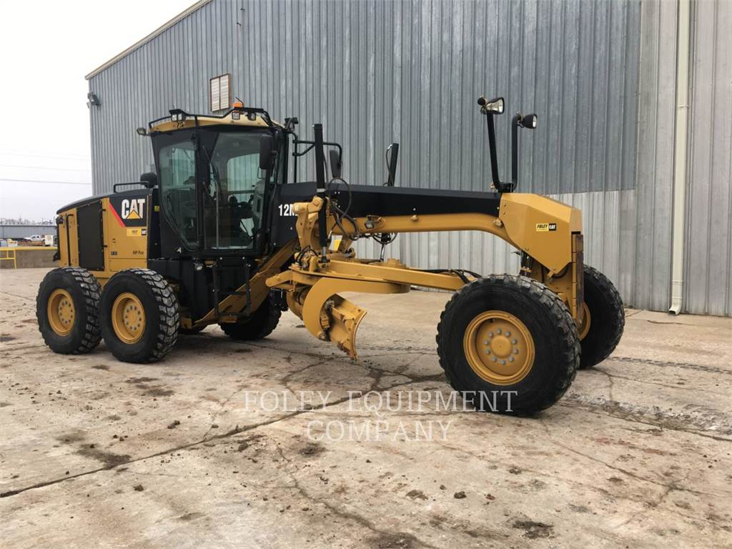 Caterpillar 12M, motor graders, Construction