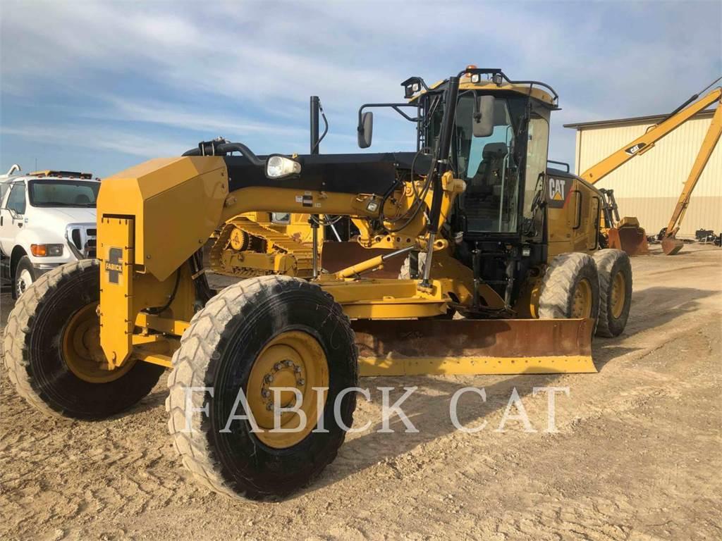Caterpillar 12M、鉱業用モータ・グレーダ、建設