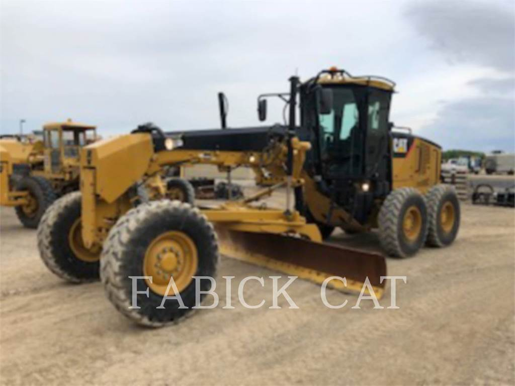 Caterpillar 12M, motoniveladoras para minería, Construcción
