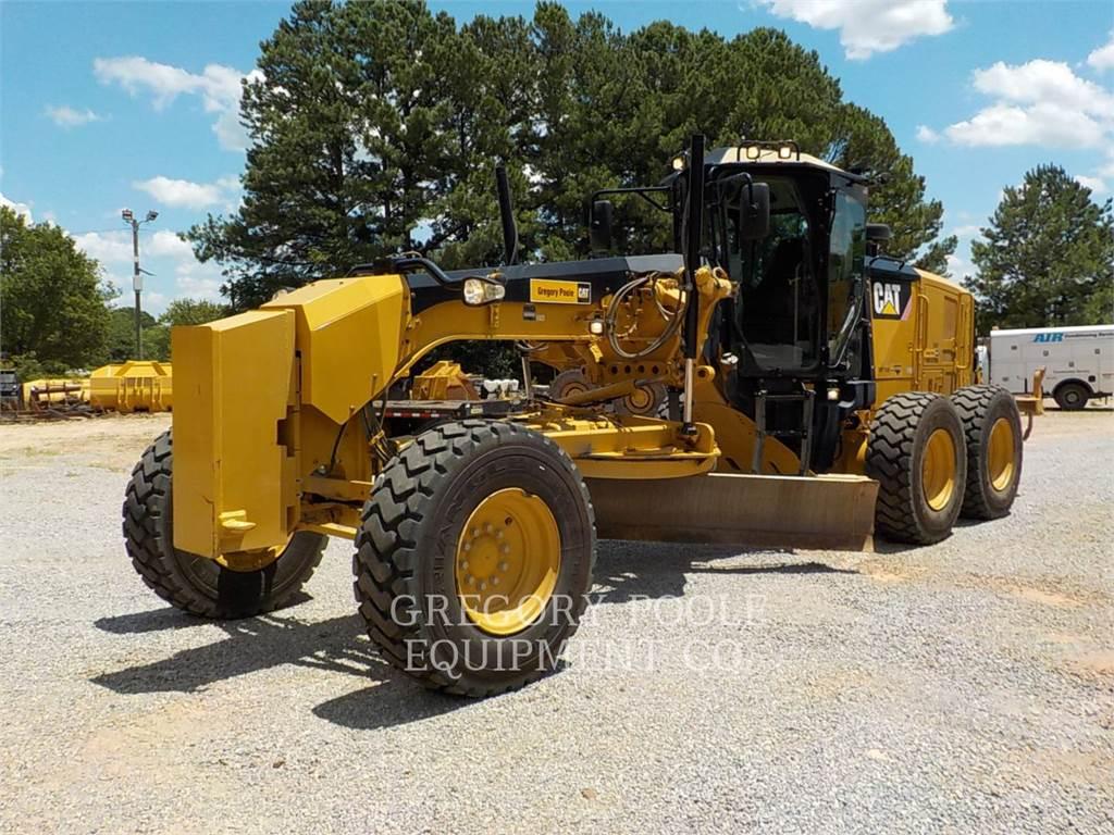 Caterpillar 12M2, motoniveladora de mineração, Equipamentos Construção
