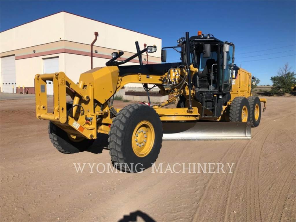 Caterpillar 12M2、鉱業用モータ・グレーダ、建設