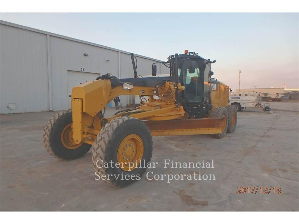 Caterpillar 12M2, niveleuses pour mines, Équipement De Construction