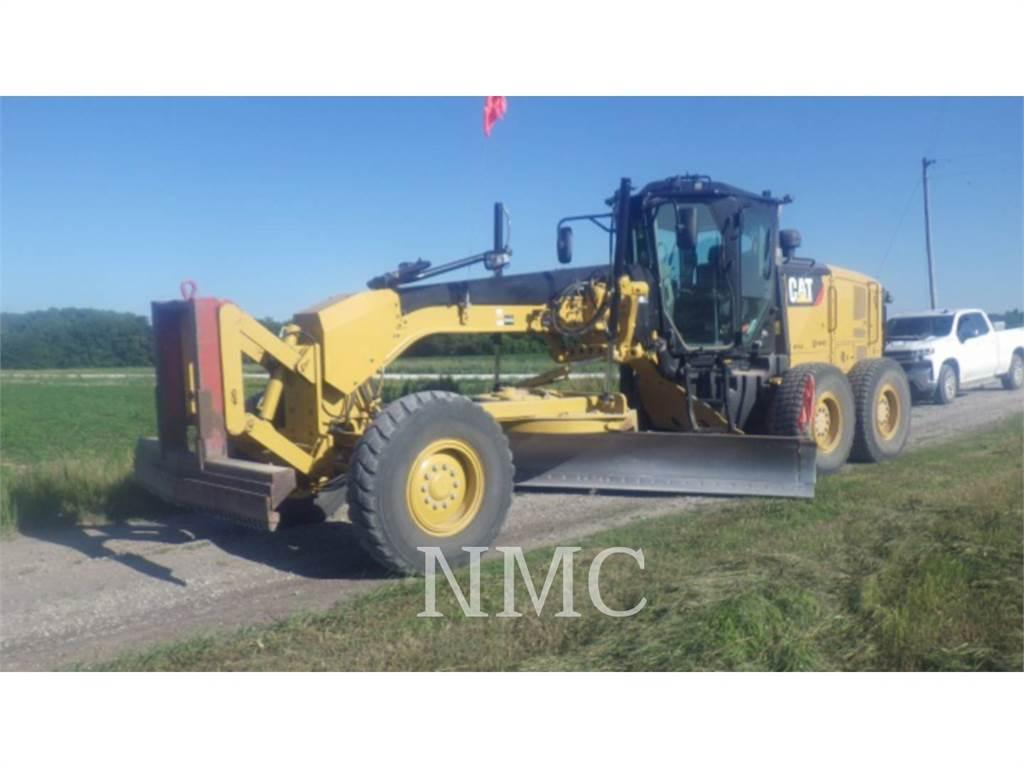 Caterpillar 12M2, bergbau-motorgrader, Bau-Und Bergbauausrüstung