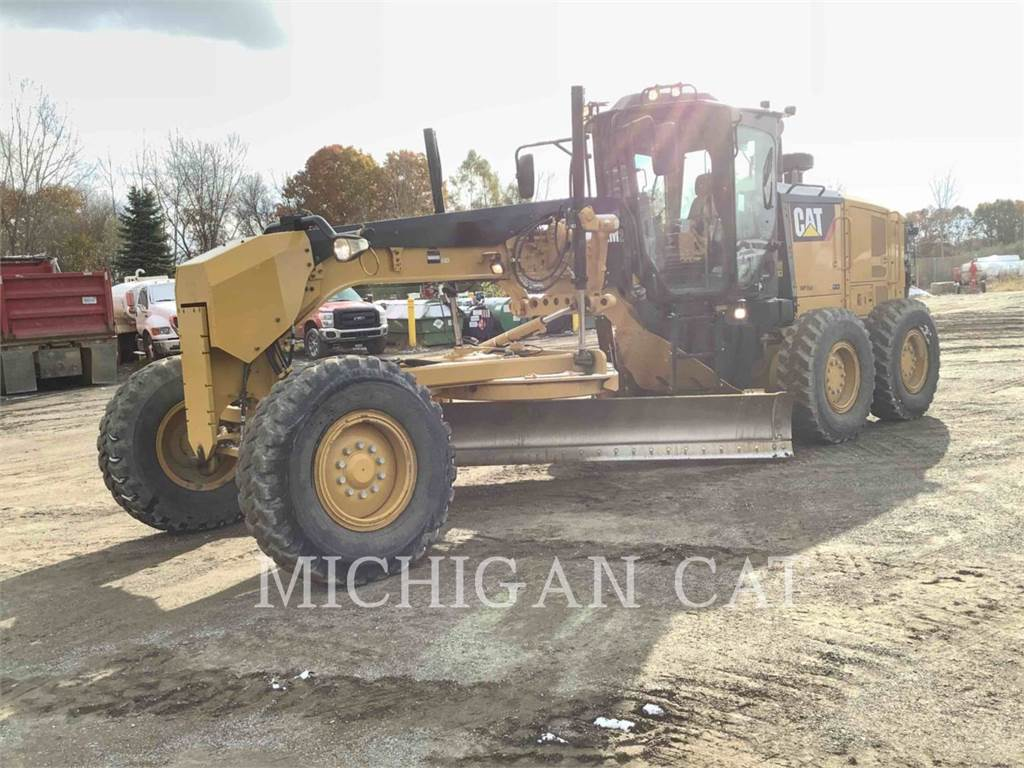 Caterpillar 12M2, motoniveladoras para minería, Construcción