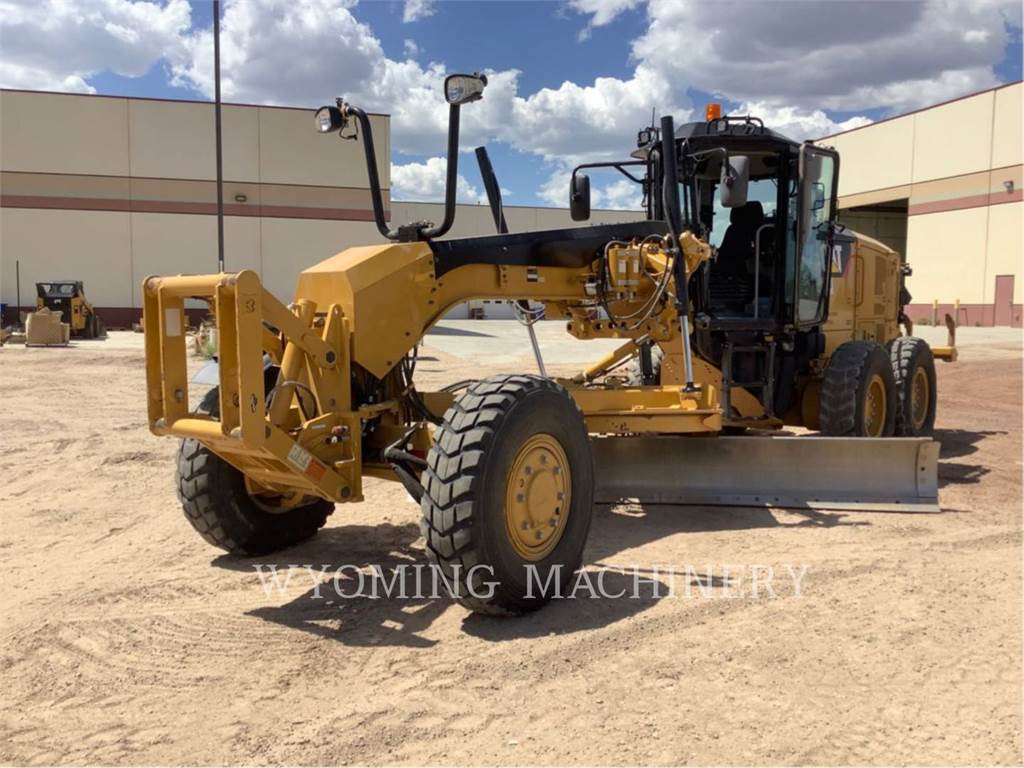 Caterpillar 12M2 AWD, motor graders, Construction