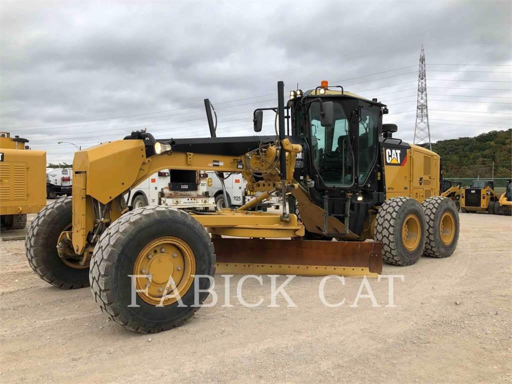 Caterpillar 12M2 AWD, bergbau-motorgrader, Bau-Und Bergbauausrüstung
