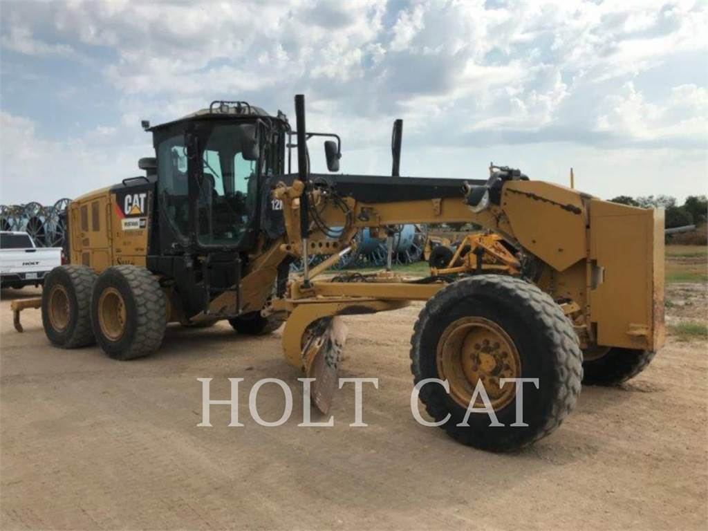 Caterpillar 12M2, motorgrader mijnbouw, Bouw