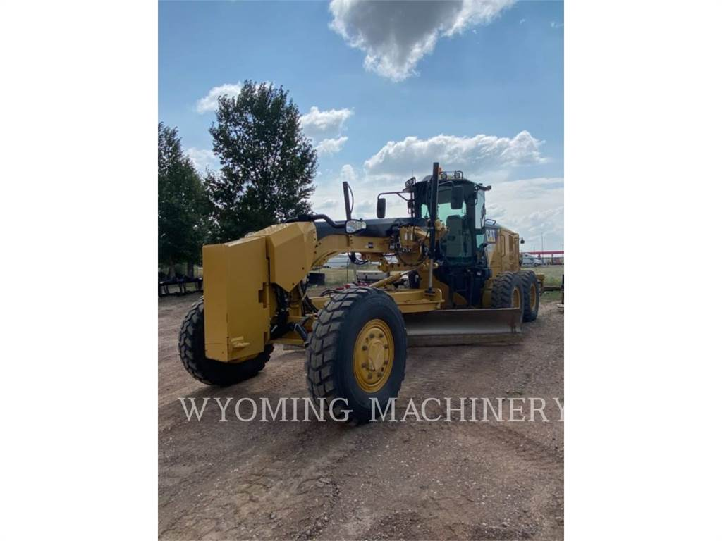 Caterpillar 12M2AWD, motor graders, Construction