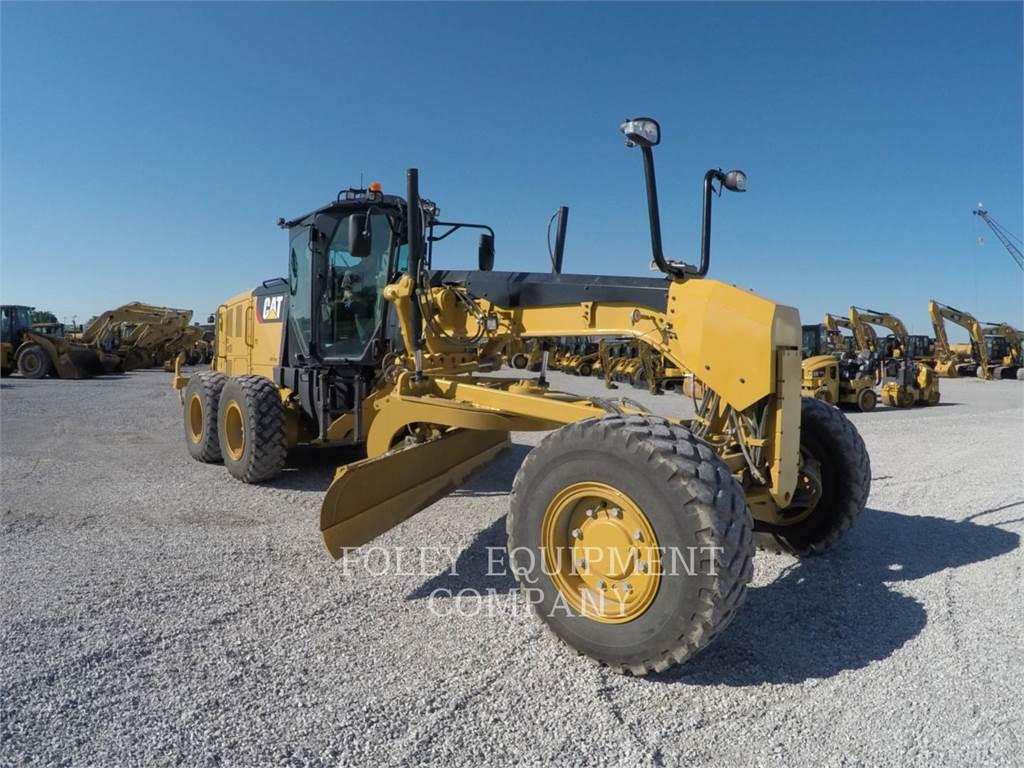 Caterpillar 12M2AWD, niveleuses pour mines, Équipement De Construction