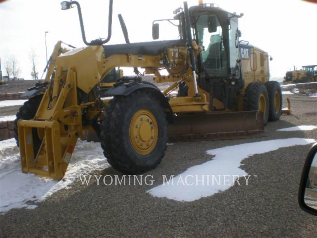Caterpillar 12M2AWD、鉱業用モータ・グレーダ、建設