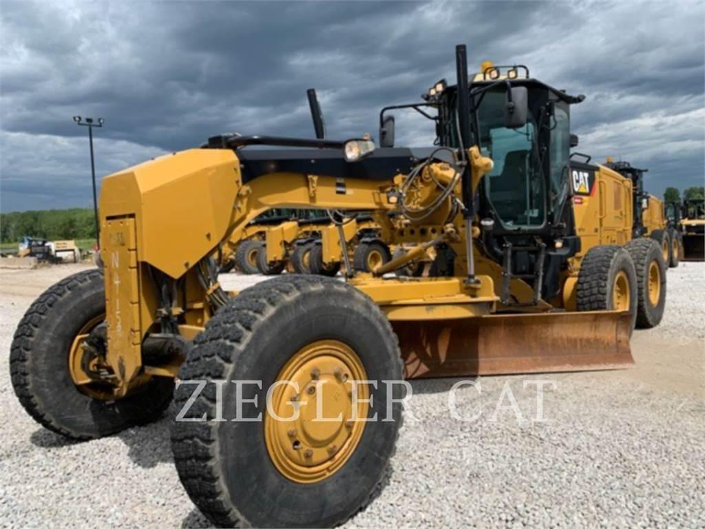 Caterpillar 12M2AWD、平地机/推土机、建筑设备
