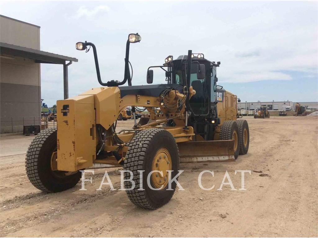 Caterpillar 12M2AWD, motorgrader da miniera, Attrezzature Da Costruzione