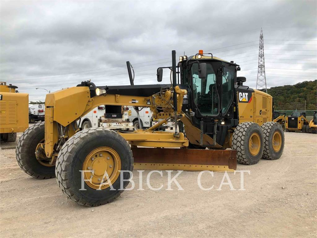 Caterpillar 12M2AWD, motor graders, Construction