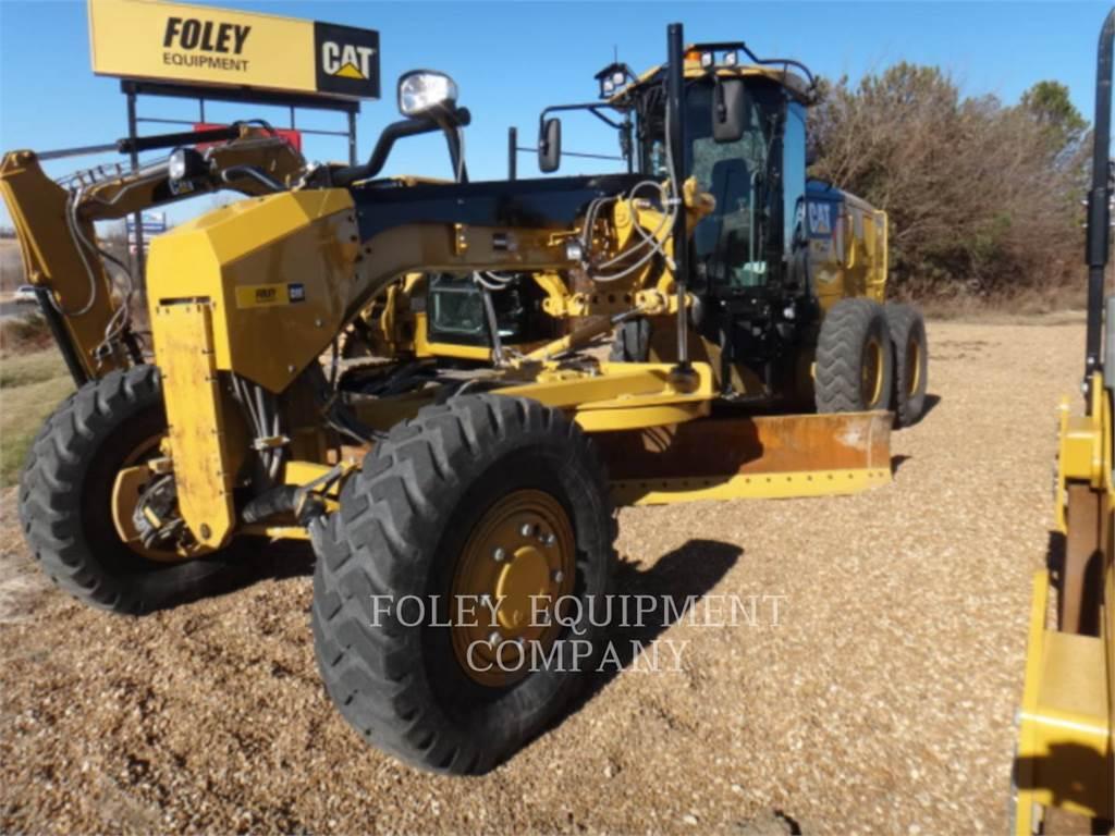 Caterpillar 12M2AWD, motoniveladoras para minería, Construcción