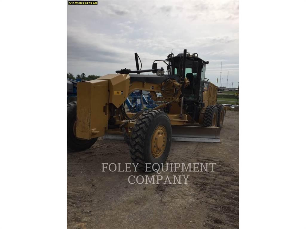 Caterpillar 12M2AWDT, autogreder minier, Constructii