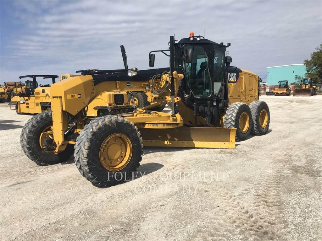 Caterpillar 12M2AWE, autogreder minier, Constructii