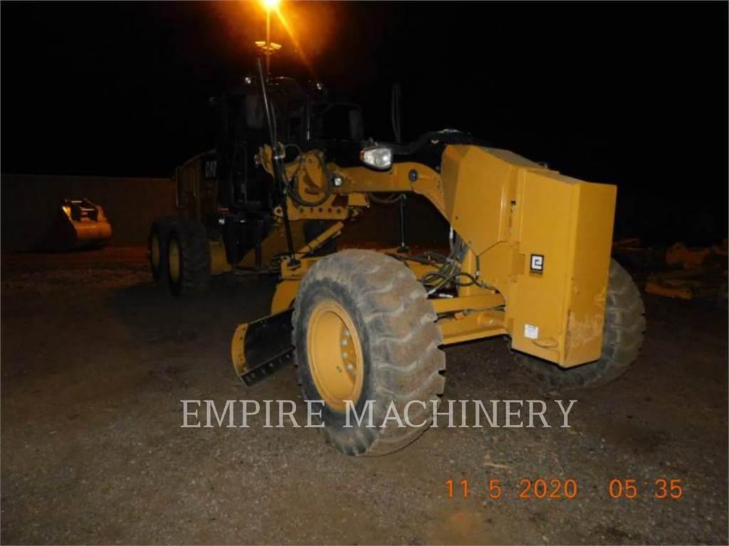 Caterpillar 12M3, kopalniana równiarka samojezdna, Sprzęt budowlany