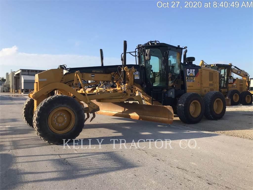 Caterpillar 12M3, niveleuses pour mines, Équipement De Construction