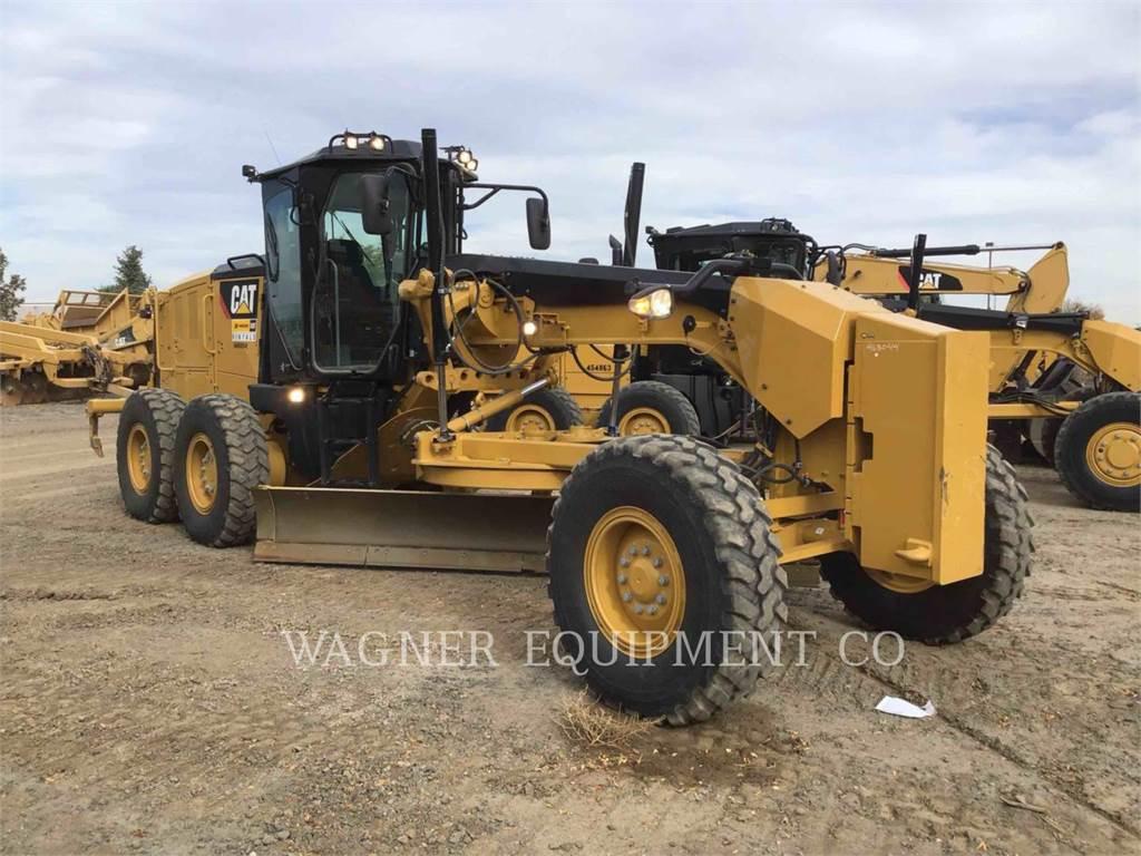 Caterpillar 12M3, motoniveladoras para minería, Construcción