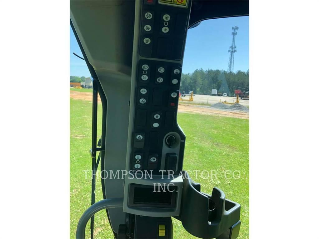 Caterpillar 12M3, motor graders, Construction