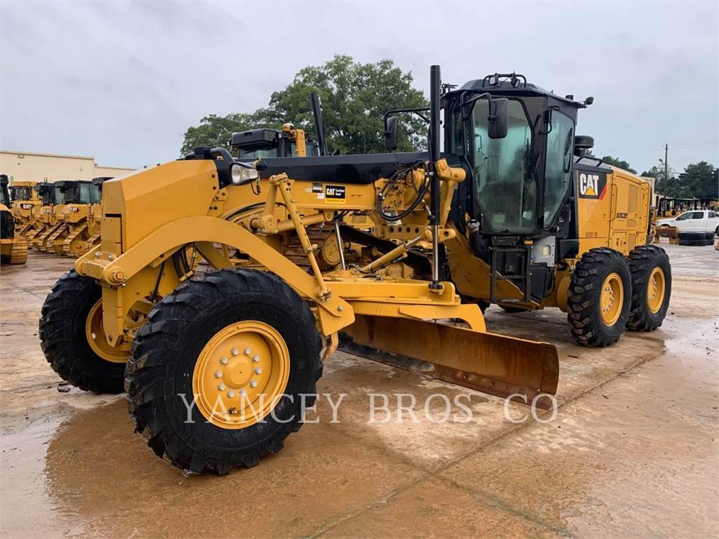 Caterpillar 12M3, motorgrader mijnbouw, Bouw