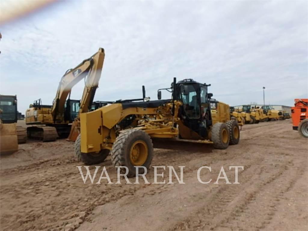 Caterpillar 12M3 ARO, motor graders, Construction