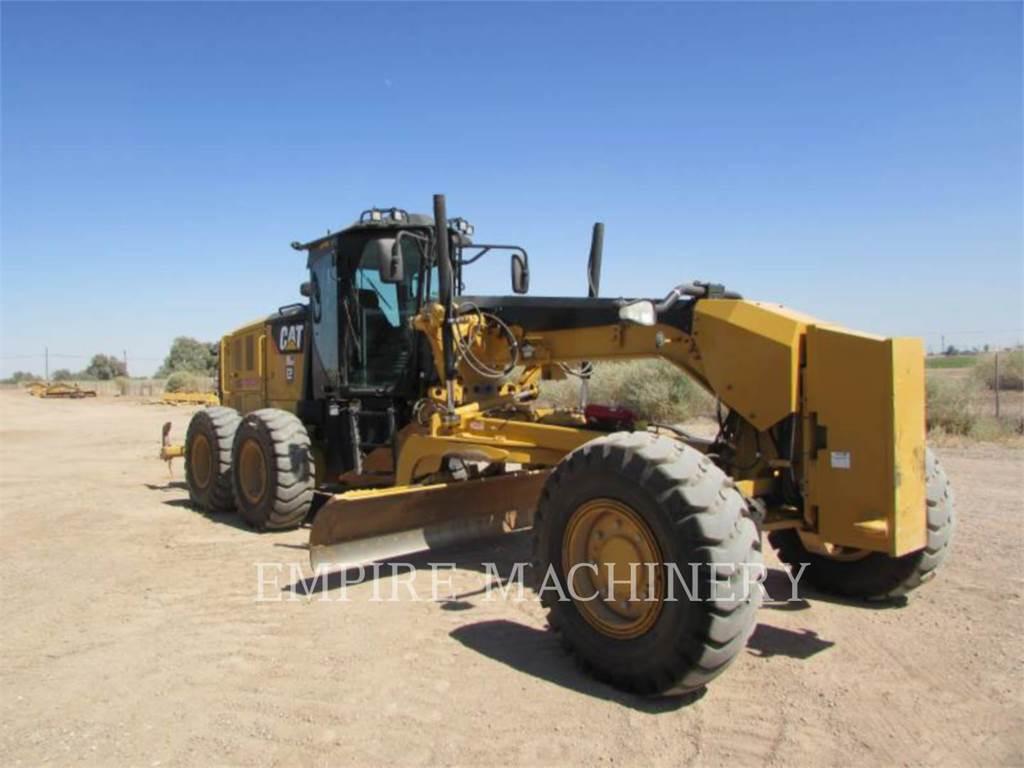 Caterpillar 12M3 AWD、鉱業用モータ・グレーダ、建設