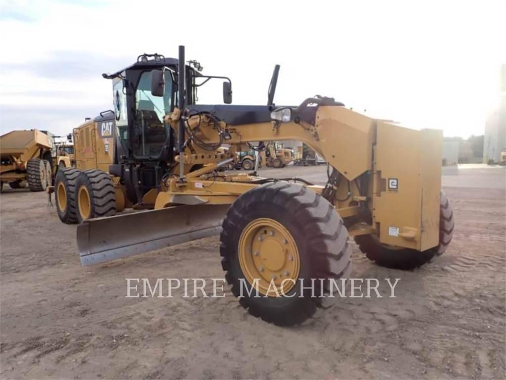 Caterpillar 12M3 AWD, motoniveladora de mineração, Equipamentos Construção
