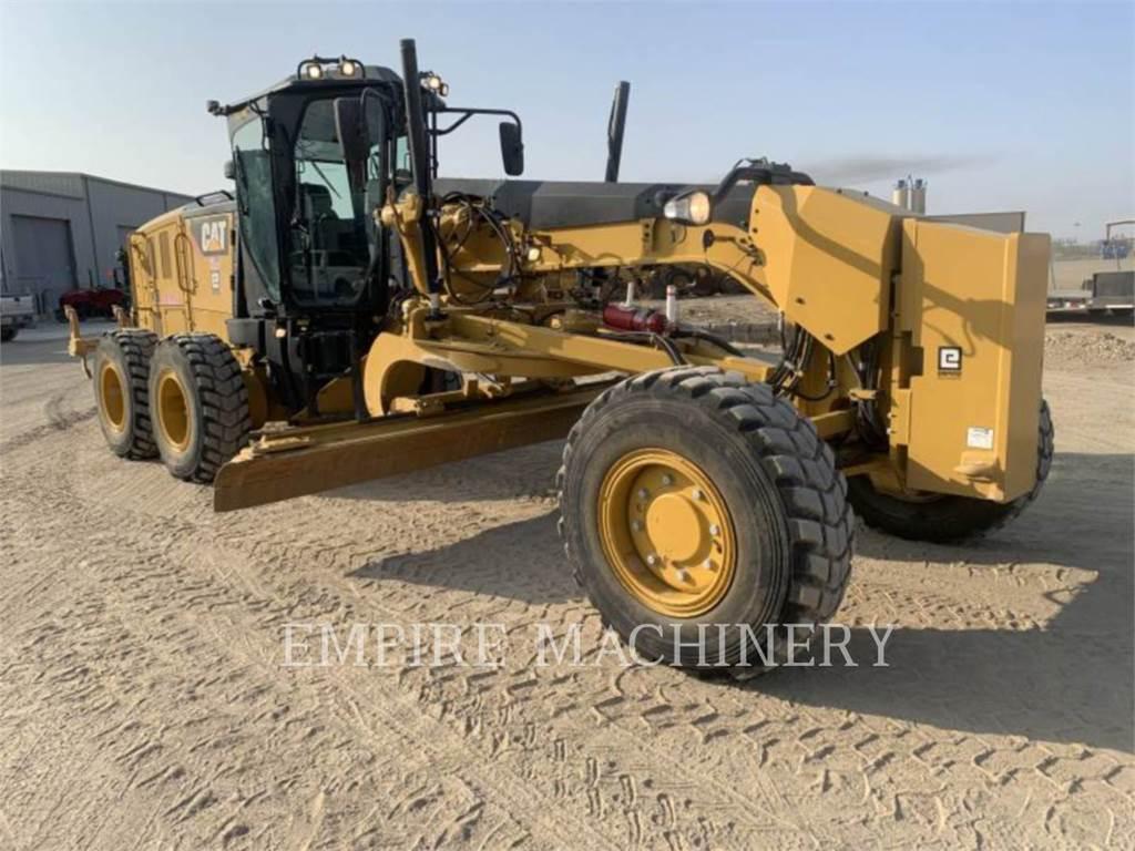 Caterpillar 12M3 AWD, motorgrader da miniera, Attrezzature Da Costruzione