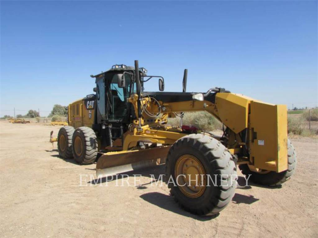 Caterpillar 12M3 AWD, motor graders, Construction