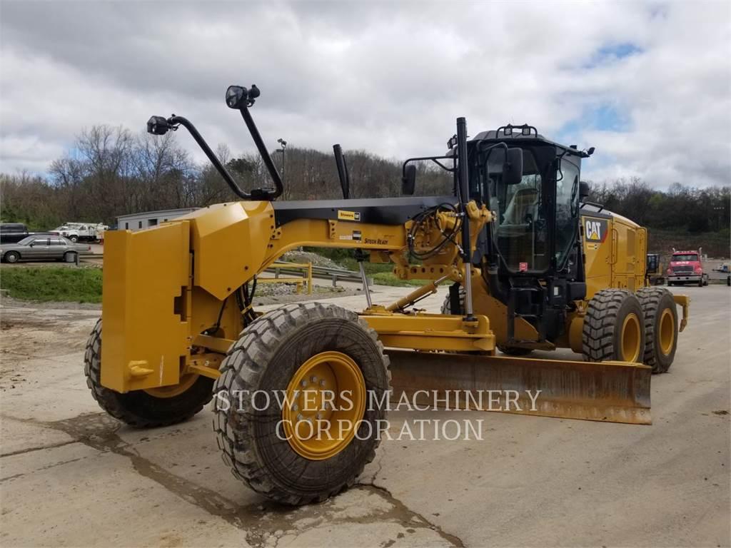 Caterpillar 12M3 BR, motor graders, Construction