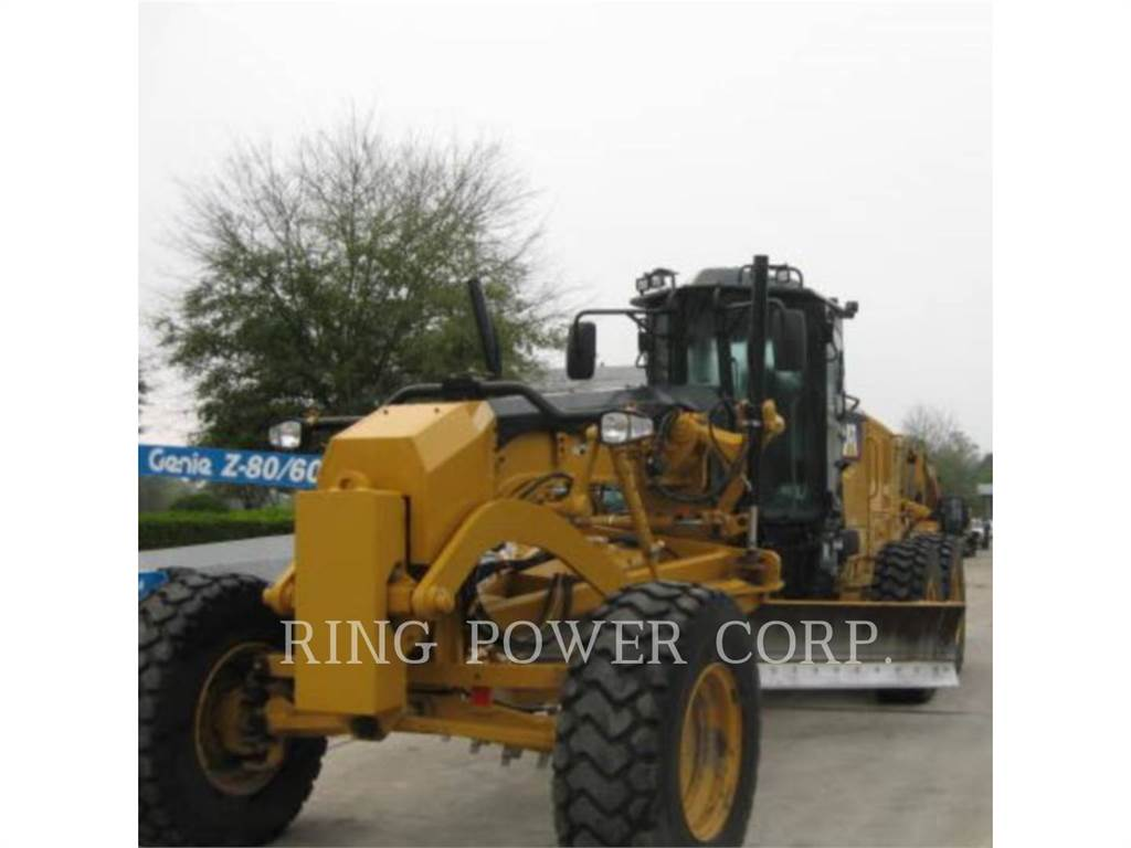 Caterpillar 12M3 CS, motor graders, Construction