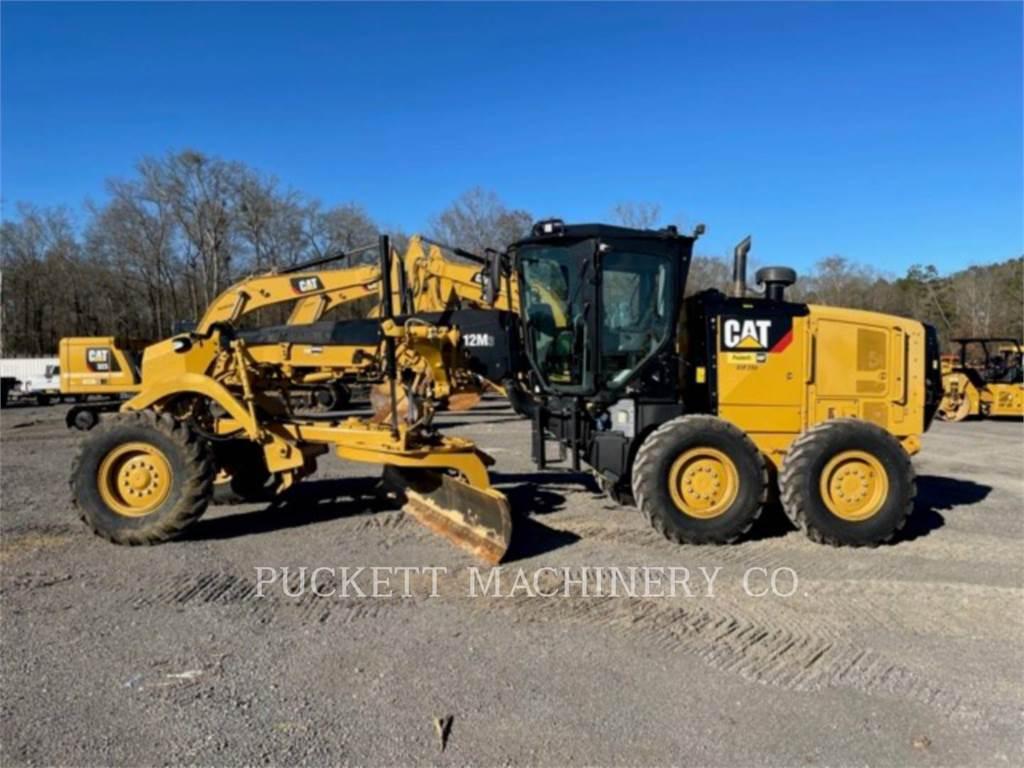 Caterpillar 12M3 T4, motor graders, Construction