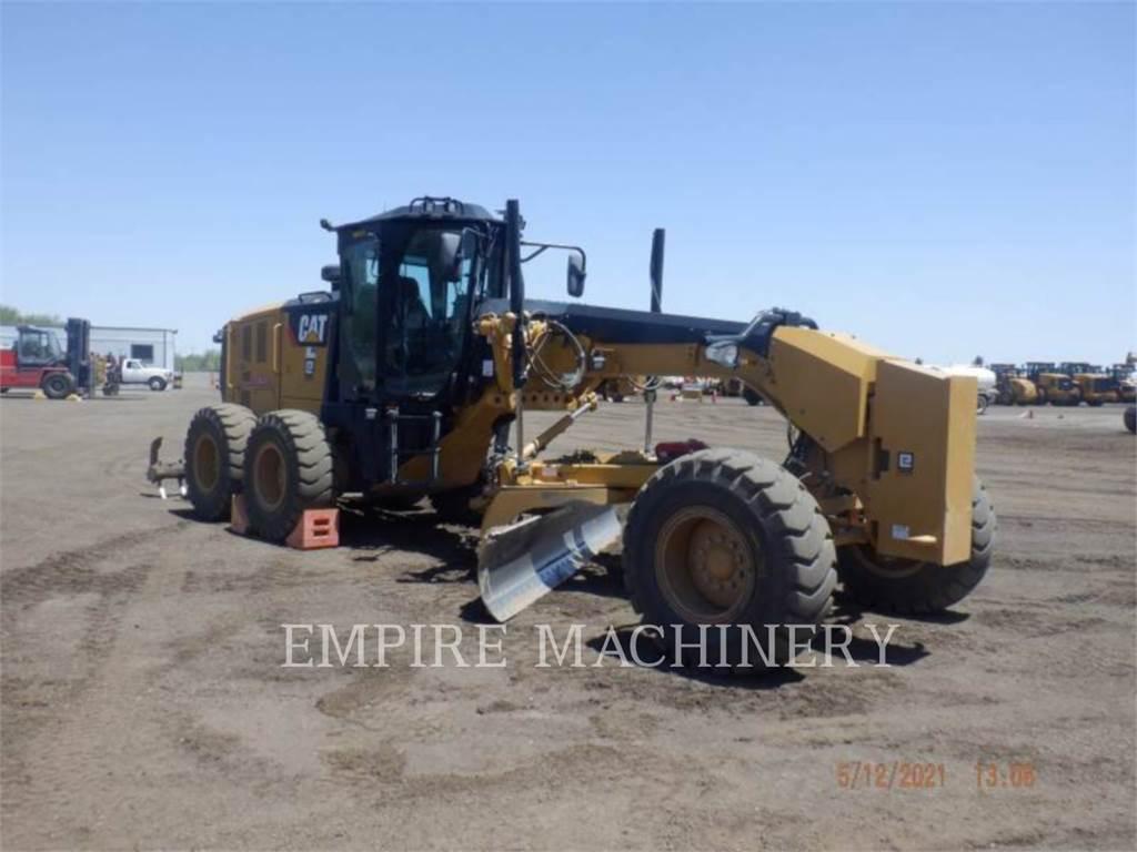 Caterpillar 12M3 TR, motor graders, Construction