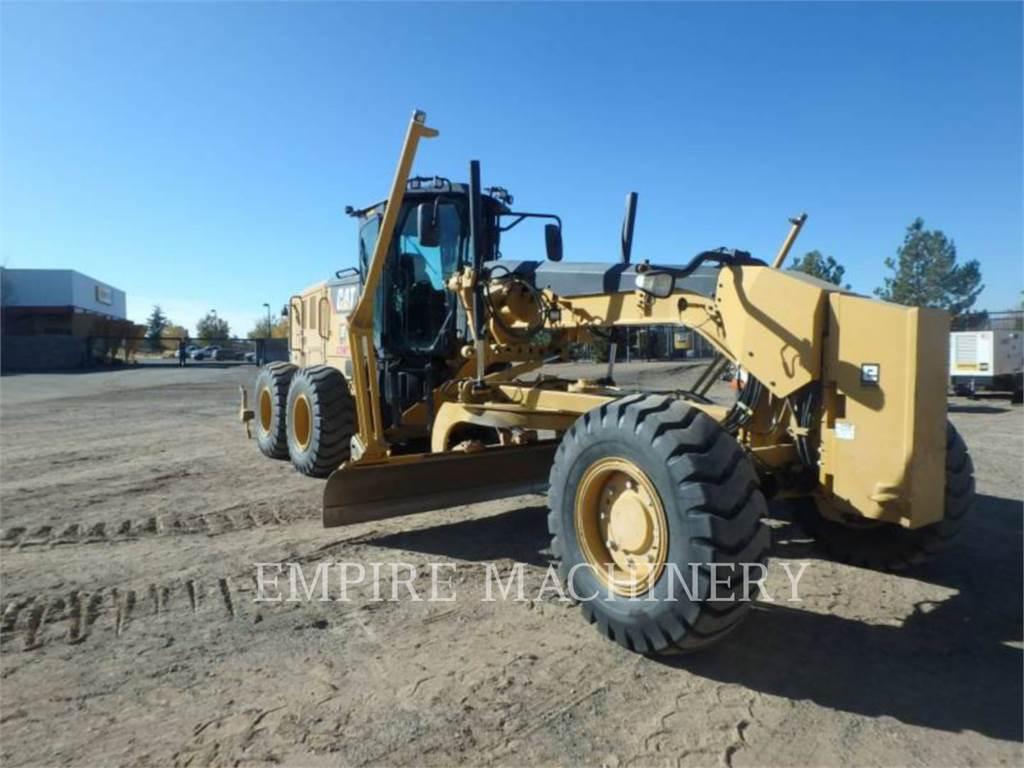 Caterpillar 12M3AWD、鉱業用モータ・グレーダ、建設