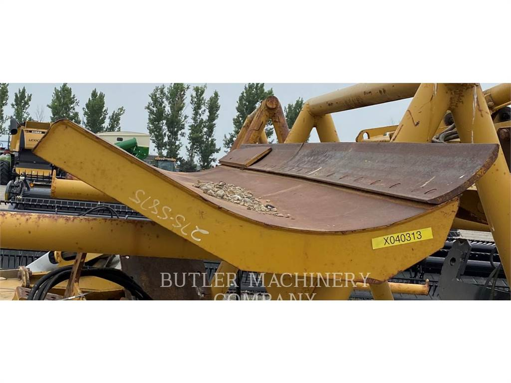 Caterpillar 12SNWWNGBLD, snow removal, Agriculture