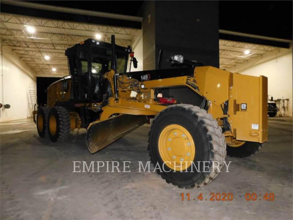 Caterpillar 140-13 AWD, motorgrader mijnbouw, Bouw