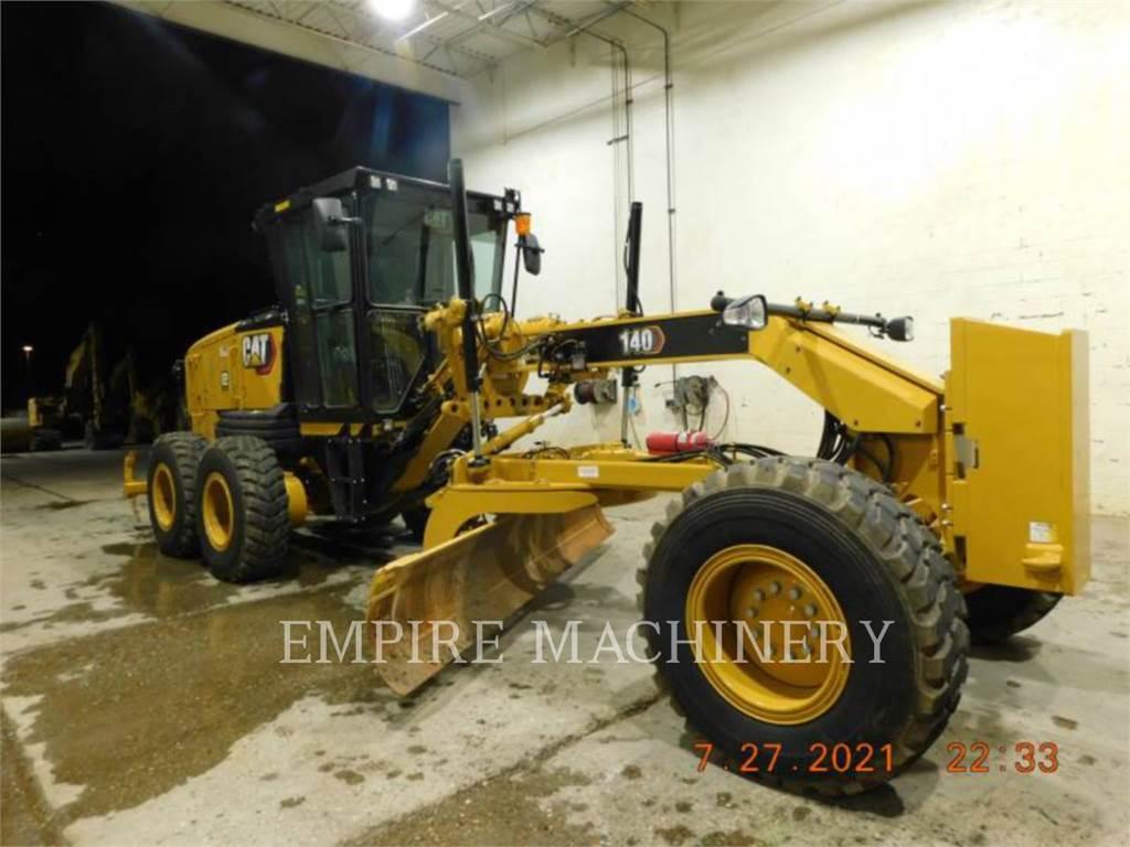 Caterpillar 140-13, motor graders, Construction