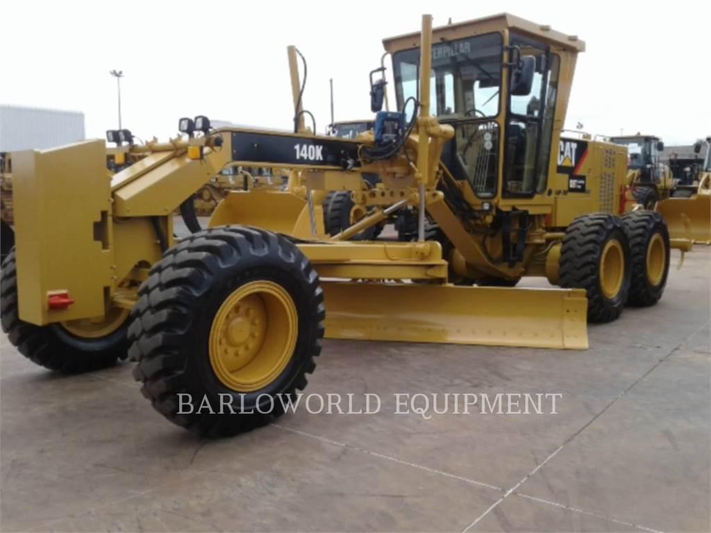 Caterpillar 140 K, niveleuses pour mines, Équipement De Construction