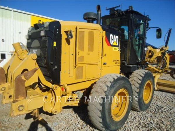 Caterpillar 140 M2, motor graders, Construction