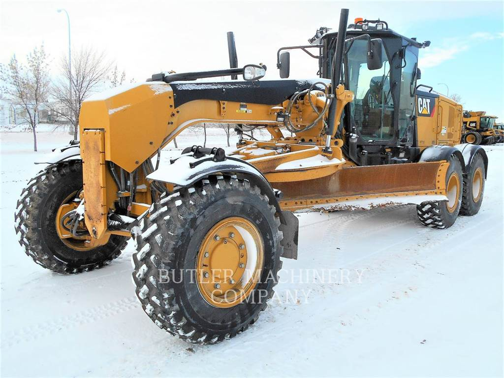 Caterpillar 140 M2 AWD、鉱業用モータ・グレーダ、建設