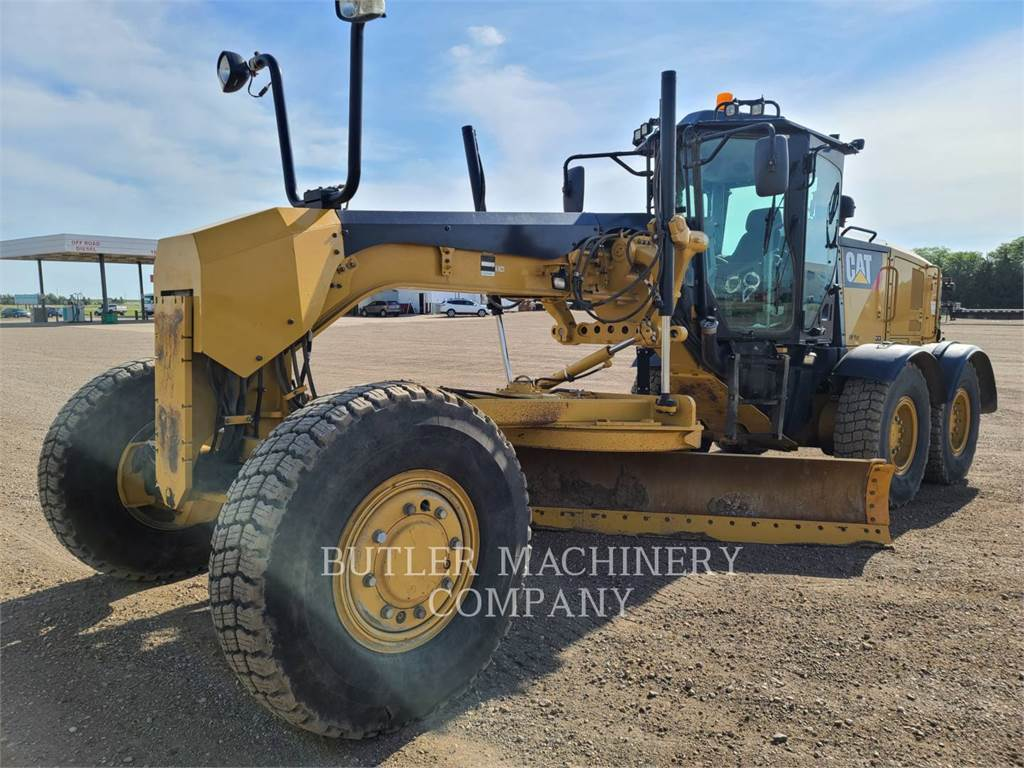 Caterpillar 140 M2 AWD, motor graders, Construction