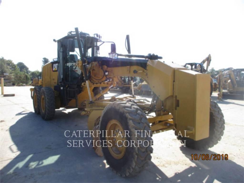 Caterpillar 140 M3, motor graders, Construction