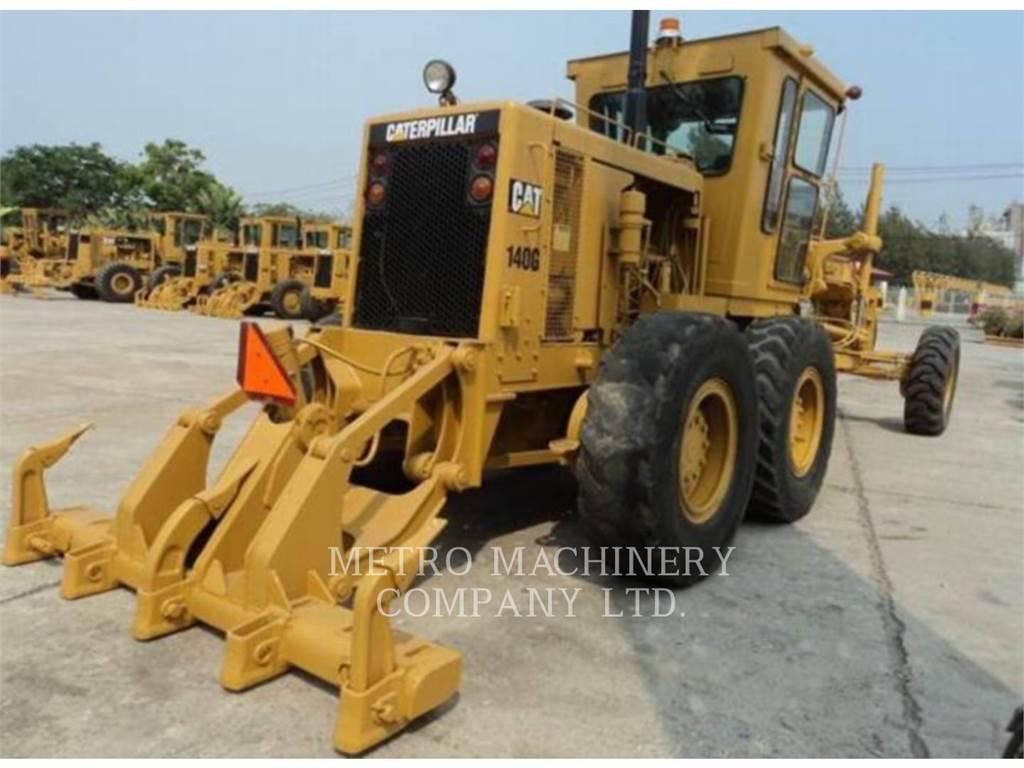 Caterpillar 140G, bergbau-motorgrader, Bau-Und Bergbauausrüstung
