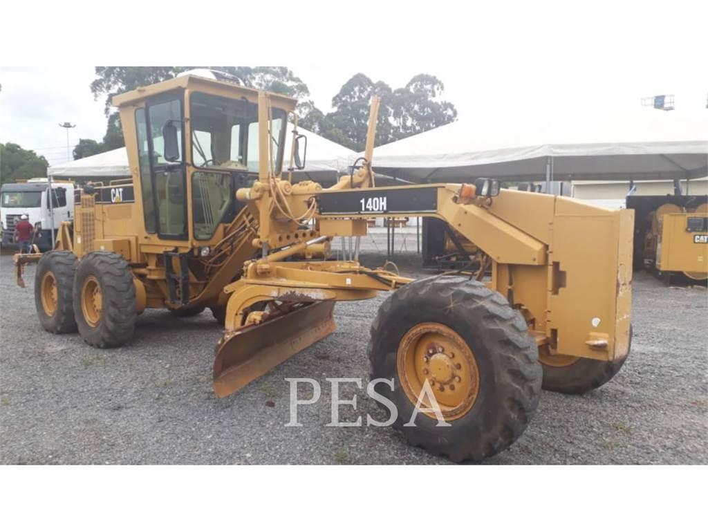 Caterpillar 140H, bergbau-motorgrader, Bau-Und Bergbauausrüstung