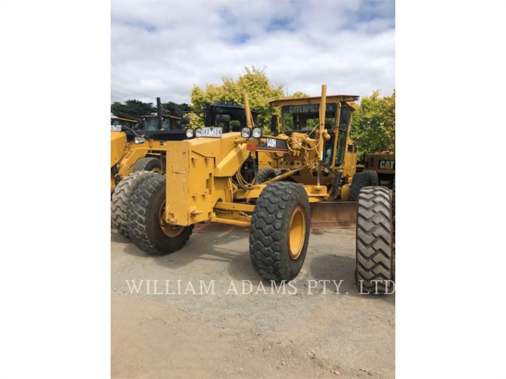 Caterpillar 140HNA, autogreder minier, Constructii